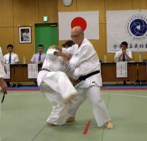 大坪演武2016東京大会